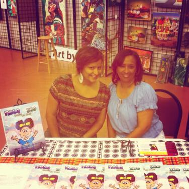 Authors, Kimmie Tubre and Tracy J Barnes hosting another successful book signing at the Community Book Center!!!