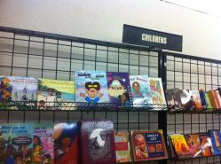 I spy a Nola book!!! The Community Book Center!
